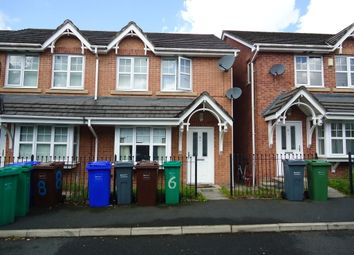 Thumbnail 3 bedroom semi-detached house to rent in Stephen Oake Close, Manchester