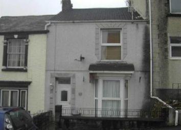 Thumbnail 3 bedroom property to rent in Cradock Street, Swansea