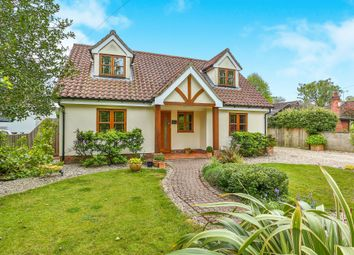 Thumbnail 5 bedroom detached house for sale in Gipsy Lane, Norwich