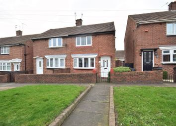 Thumbnail 2 bed semi-detached house for sale in Holborn Road, Nookside, Sunderland