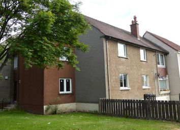 Thumbnail 2 bed flat to rent in James Street, Stenhousemuir, Larbert