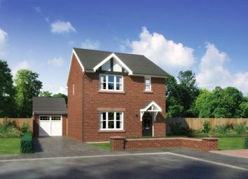 "Thumbnail 3 bedroom detached house for sale in ""Castlevale"" at Callenders Green, Scotchbarn Lane, Prescot"