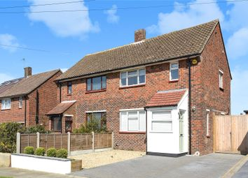 Thumbnail 3 bedroom semi-detached house for sale in Manning Road, Orpington
