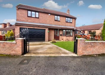Thumbnail 4 bed detached house for sale in Ivy Farm Close, Carlton, Barnsley