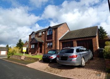 Thumbnail 4 bedroom detached house for sale in Ash Lea, Brampton, Cumbria