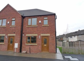 Thumbnail 3 bed town house to rent in Toad Hole Close, Ilkeston, Derbyshire