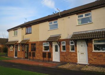 Thumbnail 2 bed terraced house for sale in Chitterman Way, Markfield, Leicestershire