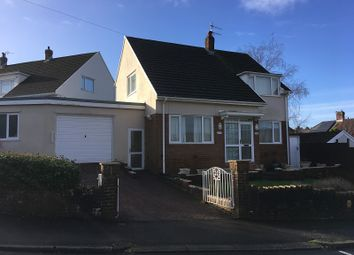 Thumbnail 3 bed detached house for sale in Upland Road, Neath, Neath Port Talbot.