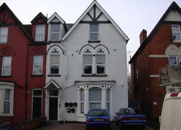 Thumbnail 2 bed flat to rent in Gillott Road, Edgbaston Birmingham
