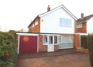 Thumbnail 4 bed link-detached house for sale in Brookside Avenue, Wollaton, Nottingham, Nottinghamshire