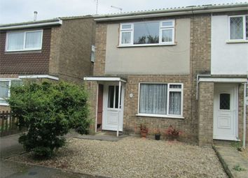 Thumbnail 2 bedroom end terrace house to rent in Sealand Drive, Bedworth, Warwickshire