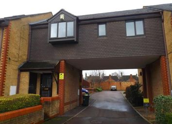 Thumbnail 1 bed maisonette for sale in Regents Court, Princes Street, Peterborough, Cambridgeshire
