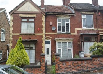 Thumbnail 2 bed terraced house for sale in Louise Street, Burslem, Stoke-On-Trent