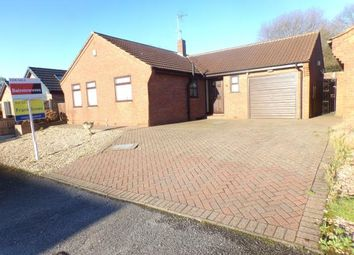 3 bed bungalow for sale in Greenfield Close, Forest Town, Mansfield, Nottinghamshire NG19