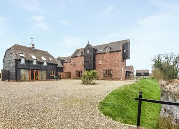 Thumbnail 5 bedroom detached house for sale in Milton Road, Drayton