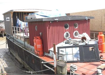 Thumbnail 1 bedroom houseboat for sale in Knights Rd, Strood, Kent