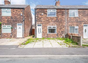 Thumbnail 2 bed end terrace house for sale in Bentley Street, Clock Face, St. Helens