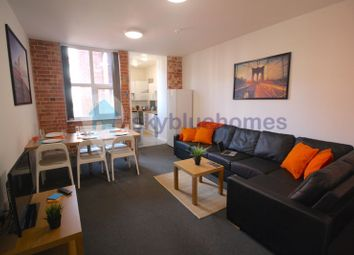 Thumbnail 7 bed flat to rent in Lower Brown Street, Leicester