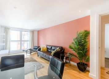 Thumbnail 2 bed flat to rent in Southgate Road, Islington, London