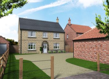 Thumbnail 4 bedroom detached house for sale in Oxborough Road, Stoke Ferry, King's Lynn