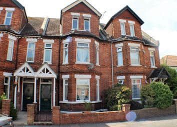 Thumbnail 4 bedroom terraced house for sale in Quested Road, Folkestone