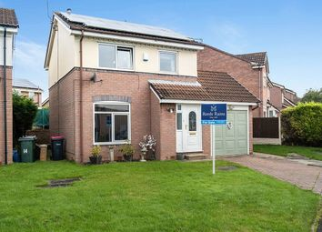 Thumbnail 3 bed detached house for sale in Hunters Gardens, Dinnington, Sheffield, South Yorkshire