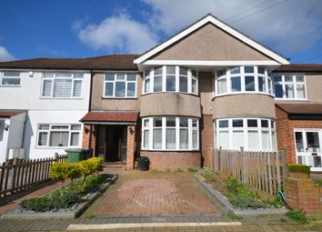 Thumbnail 3 bed terraced house for sale in The Highway, Stanmore