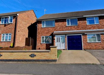 Thumbnail 3 bed semi-detached house for sale in George Street, Anstey, Leicester