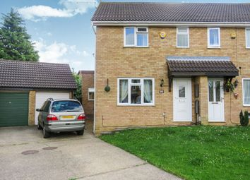 Thumbnail 3 bedroom semi-detached house for sale in Partridge Close, Luton