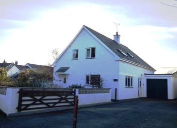 Thumbnail 3 bed detached house for sale in Tyn Y Mur Estate, Morfa Nefyn, Pwllheli, Gwynedd