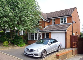 Thumbnail 4 bed detached house for sale in Benslow Lane, Hitchin