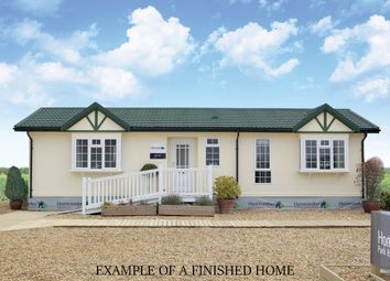 Thumbnail 2 bedroom mobile/park home for sale in Bourne Park Residential Park, Ipswich