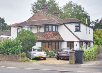 Thumbnail 4 bed semi-detached house for sale in Chislehurst Road, Petts Wood, Orpington