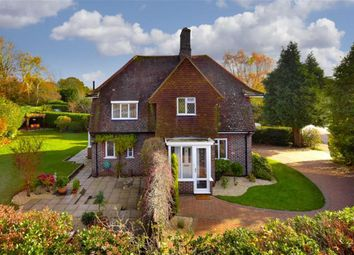 Thumbnail 3 bed detached house for sale in Tattenham Way, Burgh Heath, Surrey