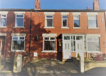Thumbnail 3 bedroom terraced house to rent in The Green, Marple, Stockport