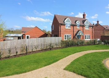 Thumbnail 3 bed detached house for sale in Kiln Close, Lount