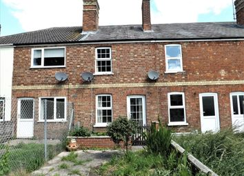 Thumbnail 2 bed terraced house to rent in The Tenters, Holbeach, Spalding