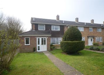 Thumbnail 3 bed terraced house for sale in Low Street, Crownthorpe, Wicklewood, Wymondham