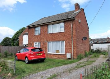 Thumbnail 2 bed flat for sale in Manor Road, Holbury, Southampton