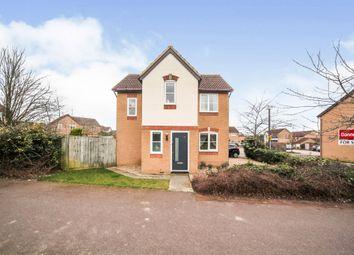 Bantock Close, Browns Wood, Milton Keynes MK7. 3 bed detached house for sale