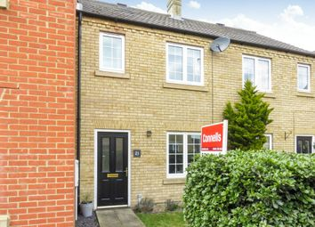 Thumbnail 2 bed terraced house for sale in Chesterfield Way, Eynesbury, St. Neots