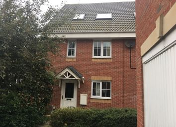 Thumbnail 3 bed town house for sale in Cherry Tree Walk, Knottingley