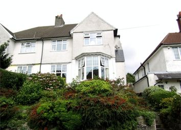 Thumbnail 4 bedroom semi-detached house for sale in Grosvenor Road, Sketty, Swansea, West Glamorgan