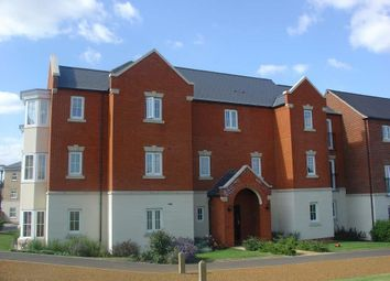 Thumbnail 2 bed flat for sale in Harlow Crescent, Oxley Park, Milton Keynes, Bucks