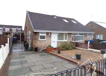 Thumbnail 1 bed bungalow for sale in Raithby Drive, Wigan, Greater Manchester