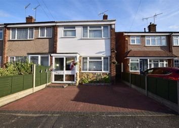 Thumbnail 3 bed end terrace house for sale in Gideons Way, Stanford-Le-Hope, Essex