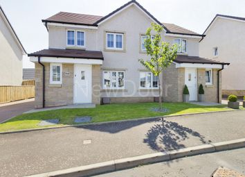 Thumbnail 3 bed semi-detached house for sale in Drumbeg Road, Bishopton