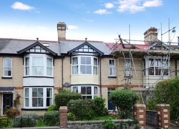 Thumbnail 3 bed terraced house for sale in Abbotsbury Road, Newton Abbot, Devon