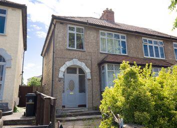 3 bed semi-detached house for sale in Wellington Hill West, Henleaze, Bristol BS9