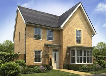 "Thumbnail 4 bedroom detached house for sale in ""Cambridge"" at Lantern Lane, East Leake, Loughborough"
